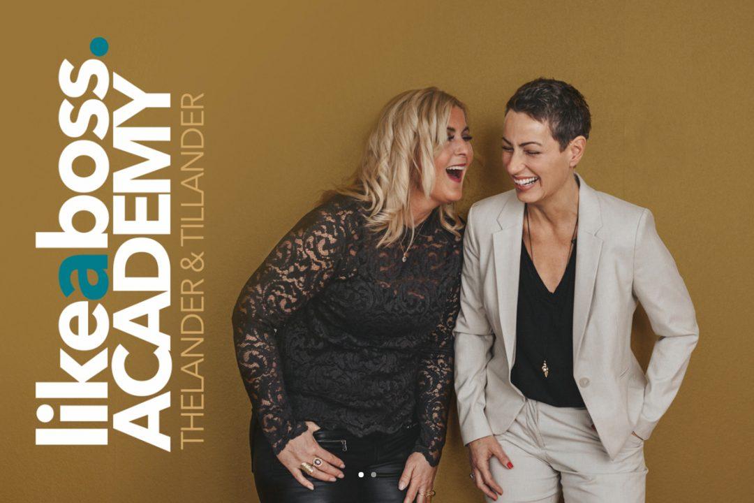 Ledarskapsutveckling med Likeaboss.academy