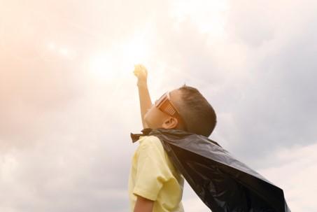Superkrafter för barn!